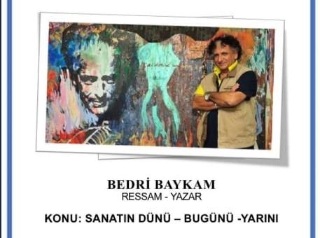 24 Mart 2019 Pazar Bedri Baykam'la Söyleşi
