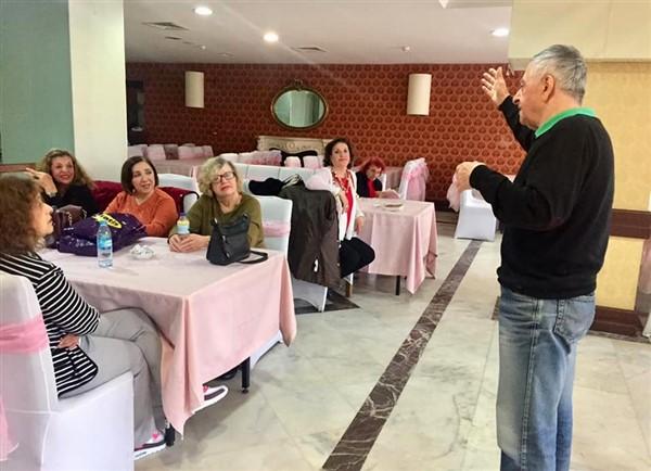 Beyoğlu Öğretmenevi'nde 'Şiir Dostları'