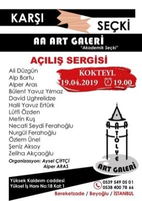 AA art galeri