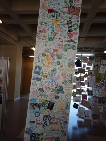 Posta Sanatı Bienali 38