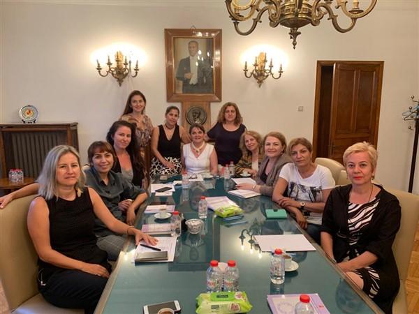 TGC Kadın Gazeteciler Komisyonu göreve başladı