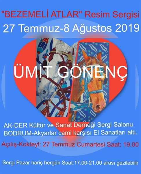 Umit Gonenc afis