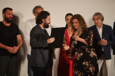 Kivanc Sezer - Montenegro Film Festivali Odulu (2)