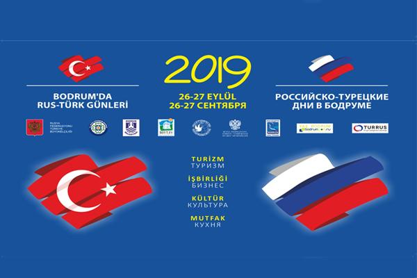 Rus-Türk Günleri 26 Eylül'de Bodrum'da başlıyor.