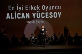 Ulusal Uzun Metraj Film Yarismasi- En Iyi Erkek Oyuncu Odulu- Alican Yucesoy