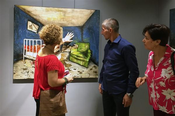 """Bitmeyen Şeyler"" Sergisi KORART Sanat Galerisi'nde"