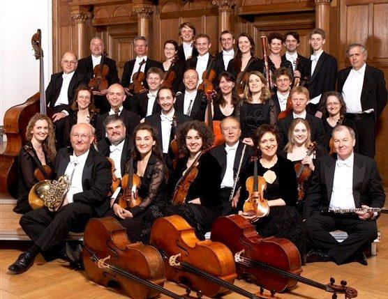 CRR'de English Chamber Orchestra Konseri