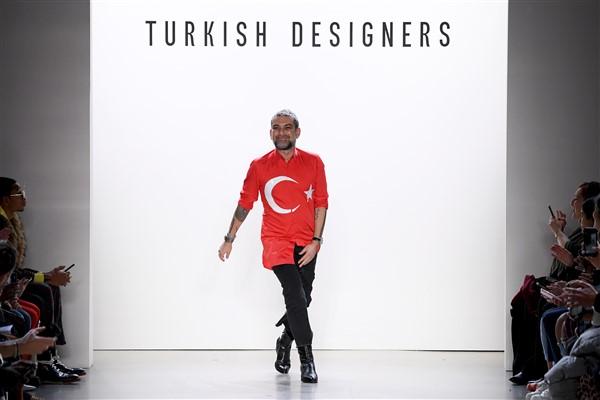 4 Türk Tasarımcı New York'a Damga Vurdu