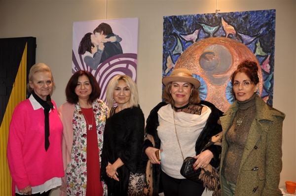 NİL&ART ''Sevgiliye Mektuplar'' Sergisiyle açıldı