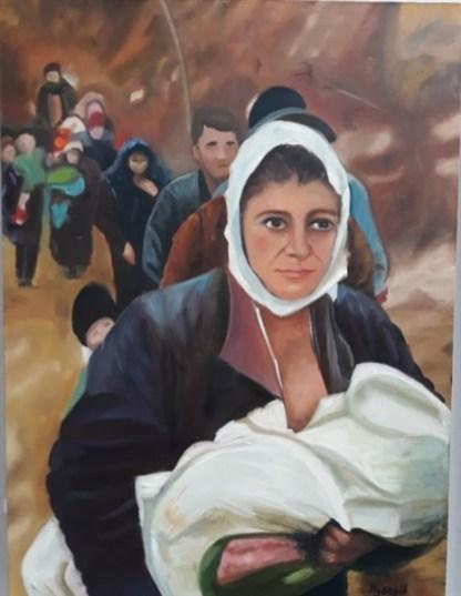 Kadın ve Göç SErgisi 17