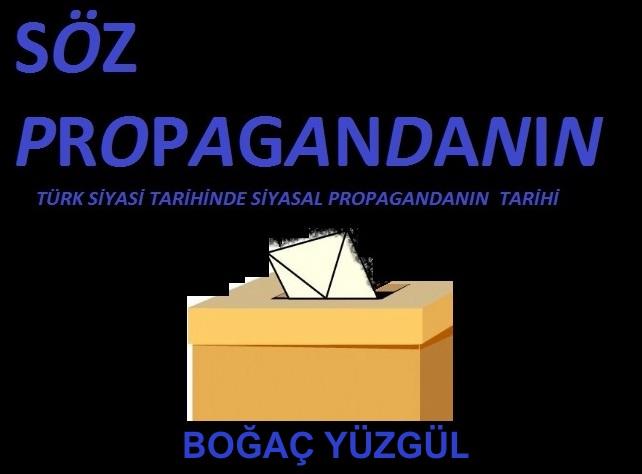 Boğaç Yüzgül & Söz Propagandanın