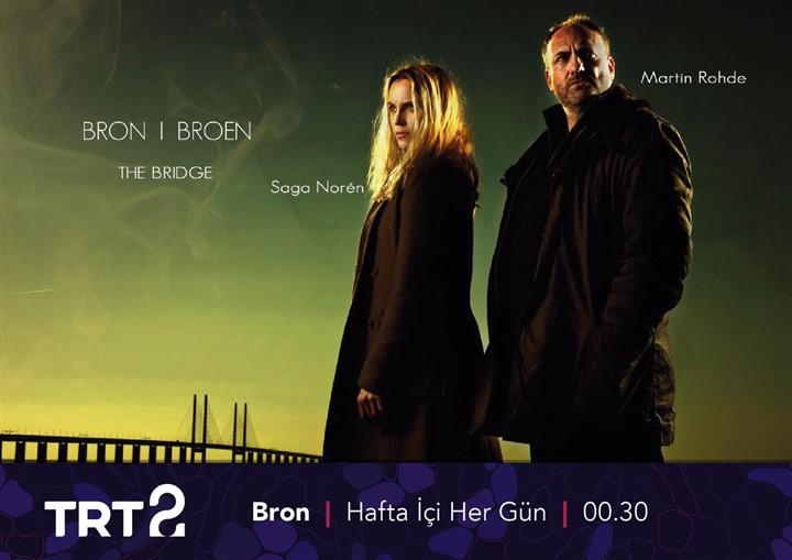 """""""Köprü – Bron/Broen"""" Dizisi TRT 2'de"""