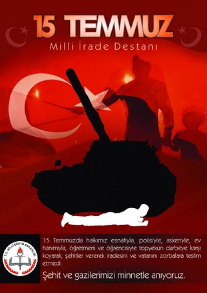 15 Temmuz Demokrasi veMillî Birlik Günü