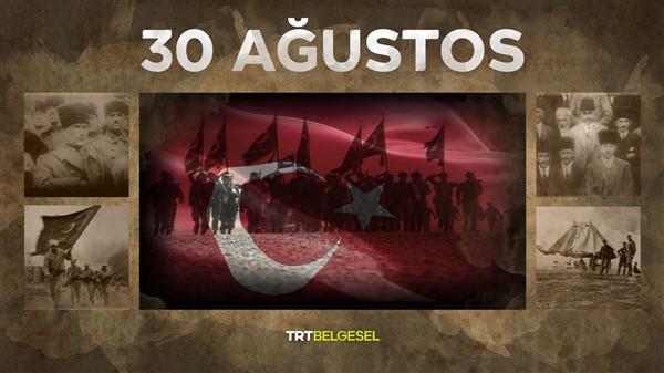 Büyük Zafer'in 98. Yıl Dönümü TRT'de Kutlanacak