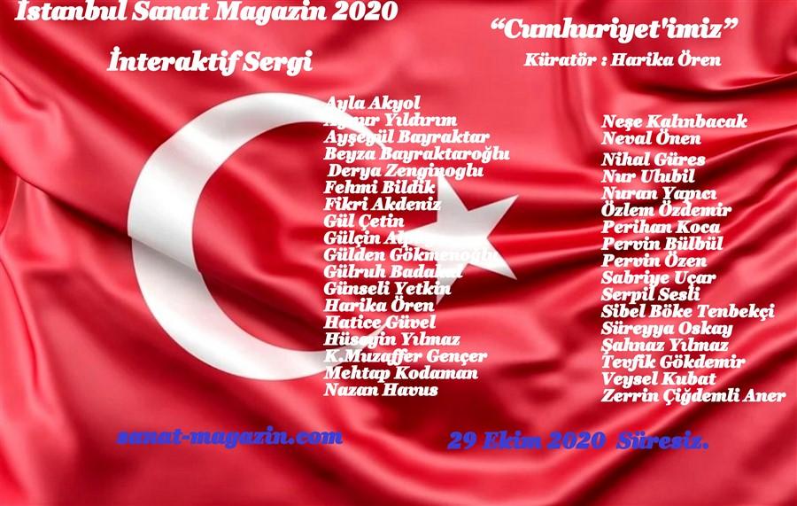 """CUMHURİYETİMİZ"" İnteraktif Sergi"