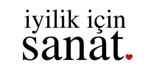 İyilik İçin Sanat Derneği Logo