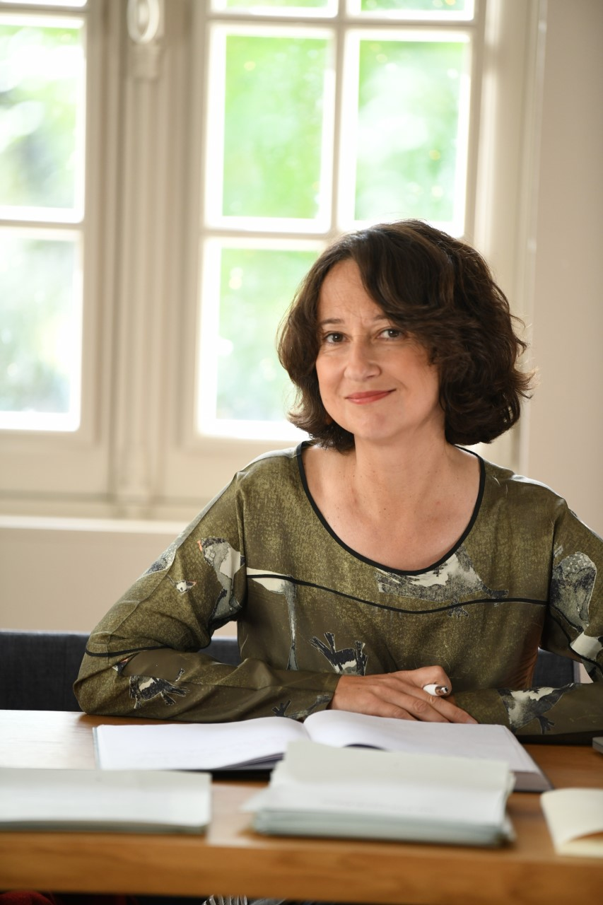 Muriel Barbéry ile Söyleşi
