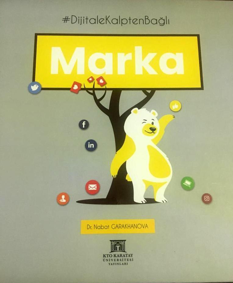 Dr. Nabat Garakhanova, Marka'nın Tanıtımını Yaptı