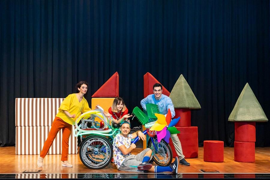Pınar Çocuk Tiyatrosu Yaz Turnesine Başlıyor