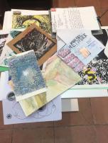 Bahariye Art mail earth 22