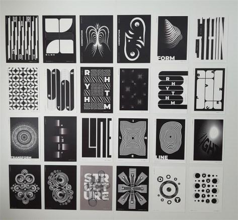 grafik tasarım öğrenci çalışmaları1