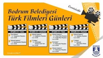 KÖY MEYDANI TÜRK FİLMLERİ GÜNLERİ'' BAŞLADI6