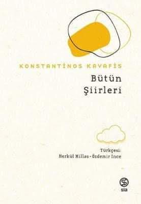 KAVAFİS Şiirleri Yeniden Yayımlandı.