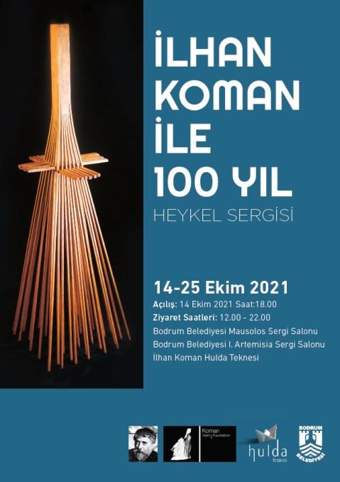 İlhan Koman ile 100 Yıl Sergisi (1)