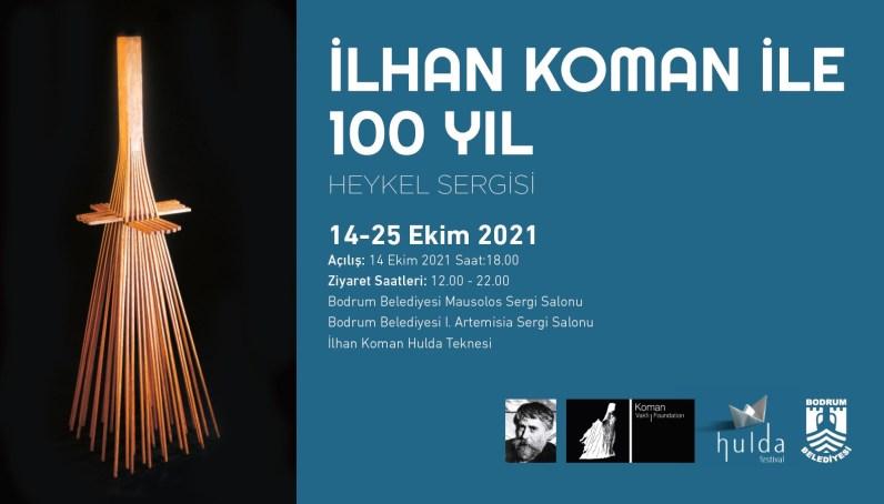 İlhan Koman ile 100 Yıl Sergisi (2)