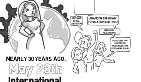 28 mai, Ziua Internațională a Acțiunii pentru Sănătatea Femeilor