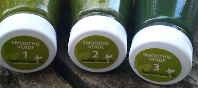 Beneficiile smoothie-ului verde