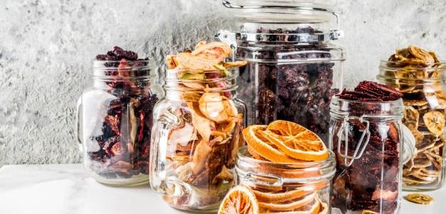 Cum păstrăm fructele și legumele pentru sezonul rece