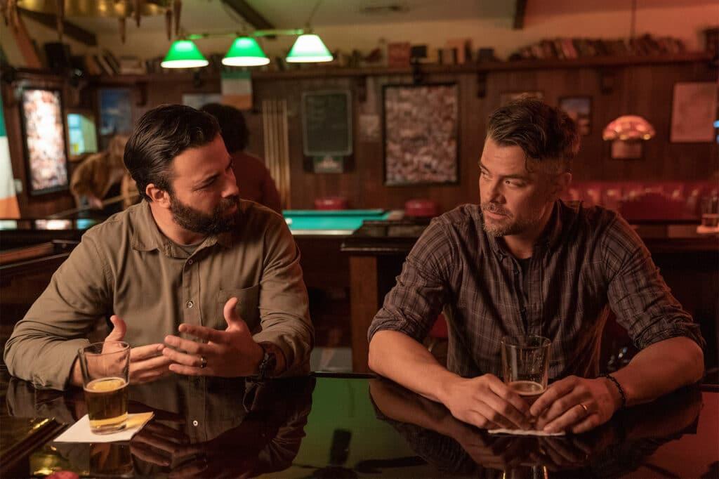 Josh Duhamel como Jack Spier na 2ª temporada de Love, Victor do Star+