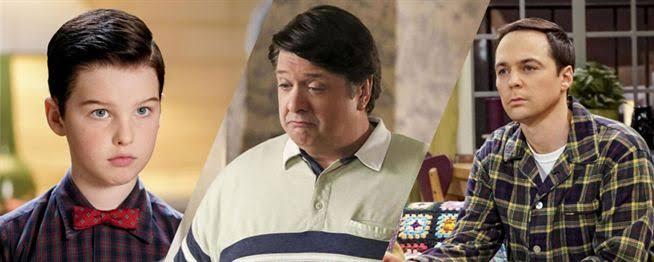 A traição de George com Brenda na 5ª temporada Young Sheldon