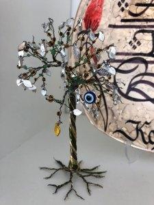 Das ist ein Bild des Wunschbaumes Eiszeit