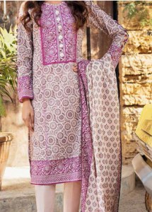 Gul Ahmed CL1137A Basic Lawn