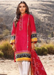 Gul Ahmed CL1192B Basic Lawn