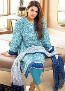 Gul Ahmed CL-1106 B Mothers Lawn