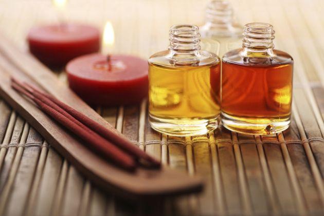 Aromaterapia y los Aceites Sagrados