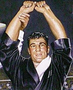 Un film sul grande Rocky Marciano