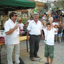 A.P.S.D.  San Bartolomeo – tutti i premiati della XVI edizione della gara di pesca sportiva