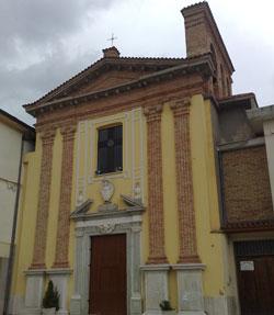 Chiesa del Convento di San Bartolomeo in Galdo