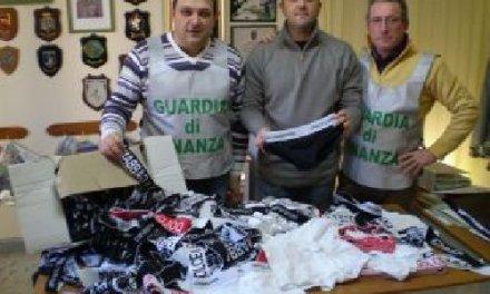 San Marco dei Cavoti: la Guardia di Finanza scopre laboratorio per la contraffazione di intimo