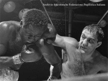 Rocky Marciano sul ring