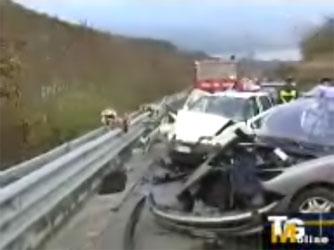 Tragico incidente questa mattina sulla statale per Campobasso