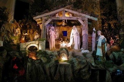 Il presepe della Chiesa Madre di San Bartolomeo in Galdo