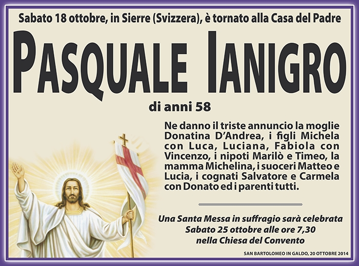 Pasquale Ianigro