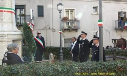 L'Associazione Locale delle Famiglie dei Caduti e Dispersi in Guerra rinnova lo straziante sacrificio per non dimenticare i figli di San Bartolomeo caduti in guerra