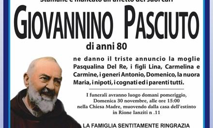 Giovannino Pasciuto