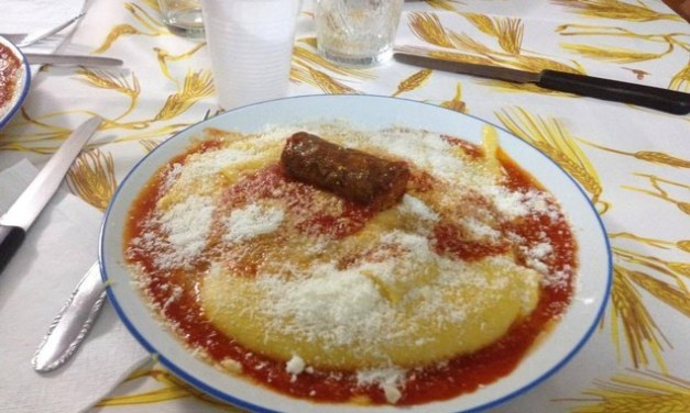 """A Far'nat """"La polenta"""""""
